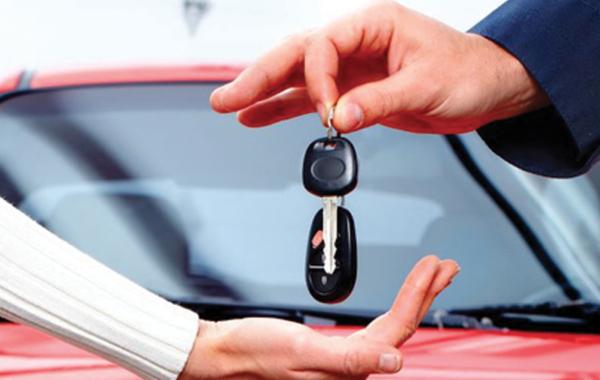 CAR RENTAL – REPLACEMENT VEHICLE