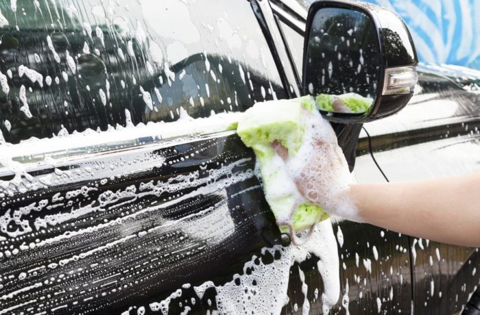 CAR WASH – INTERIOR CLEANING